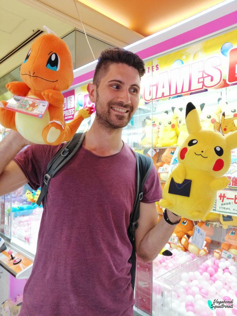 Ufo Catcher Diario di viaggio a Tokyo