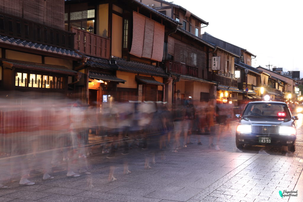 Come muoversi a Kyoto: qualche dritta