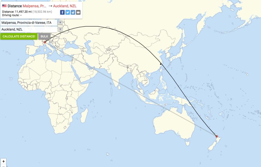 Un viaggio lontano o uno smartphone?