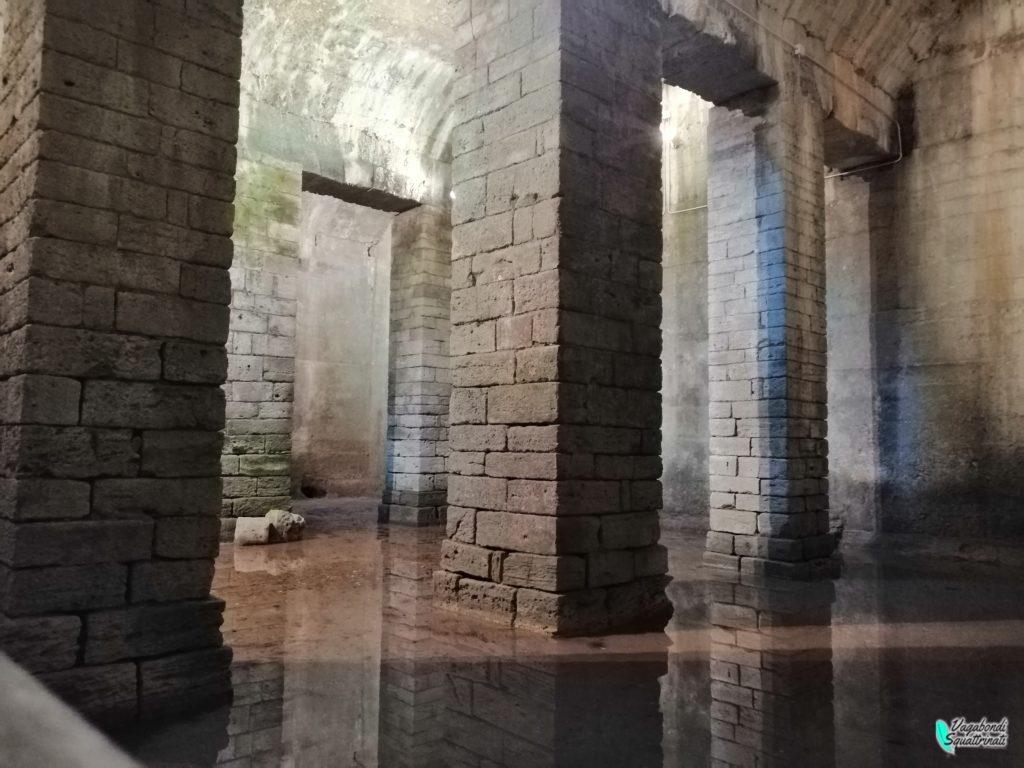 Cisterna romana Volterra