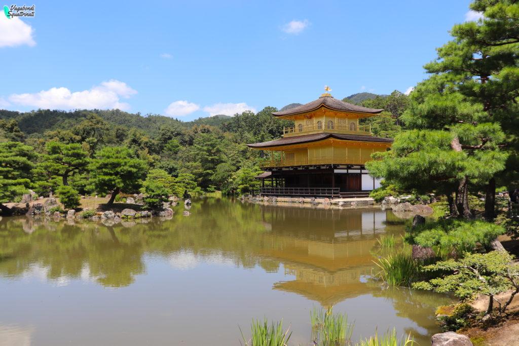Kinkaku-ji: l'irresistibile Tempio d'oro di Kyoto