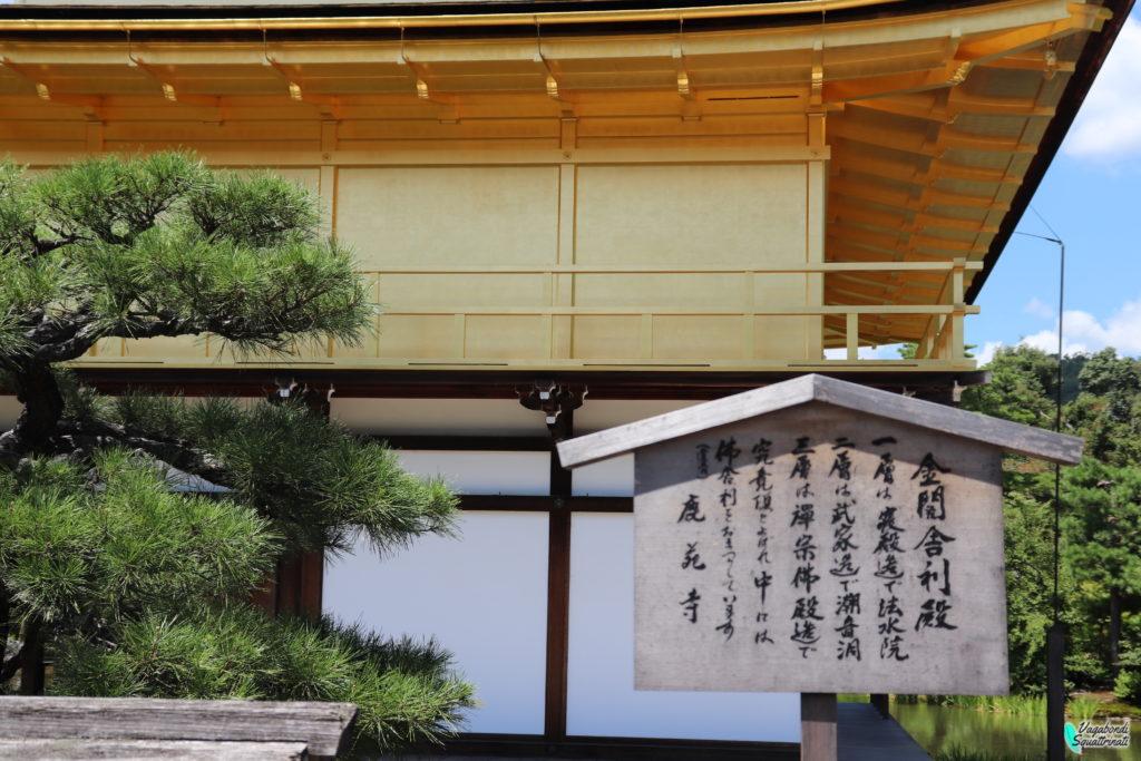 Tempio d'oro di Kyoto