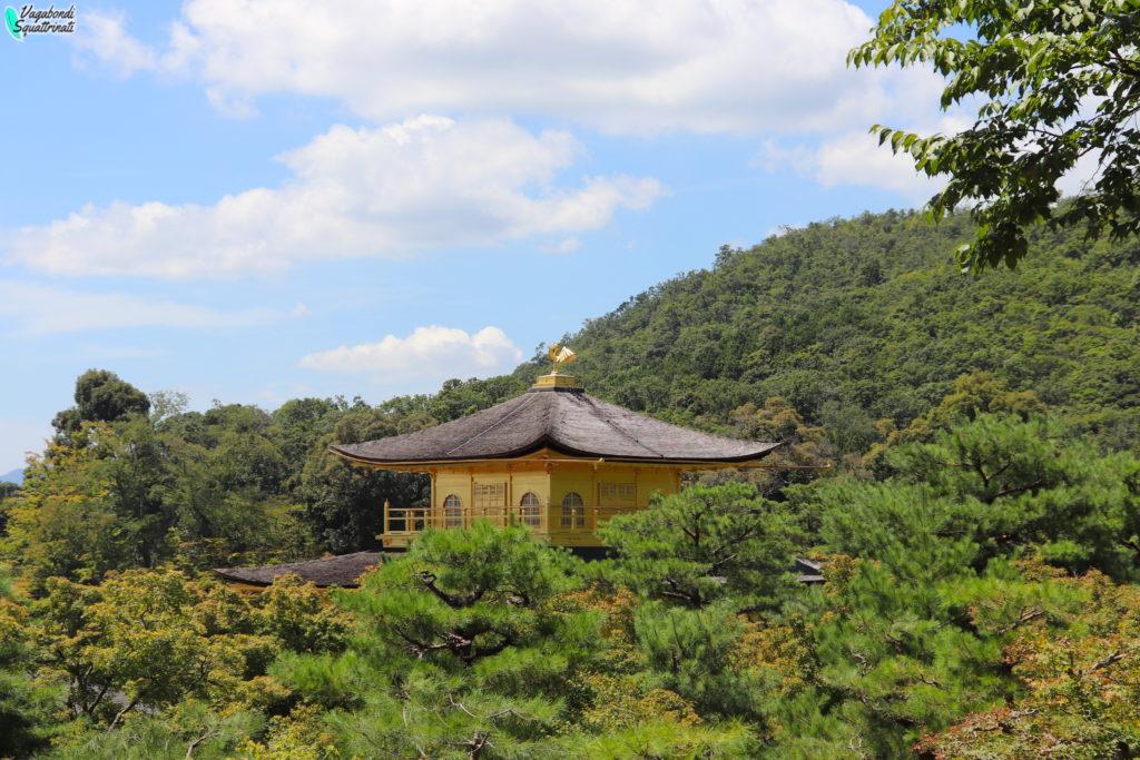 tetto del kinkaku-ji