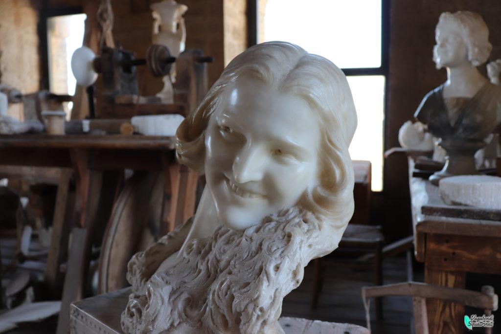 particolare Ecomuseo alabastro