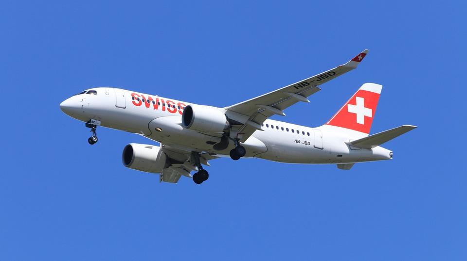 Concorso per vincere biglietti aerei Swiss Air