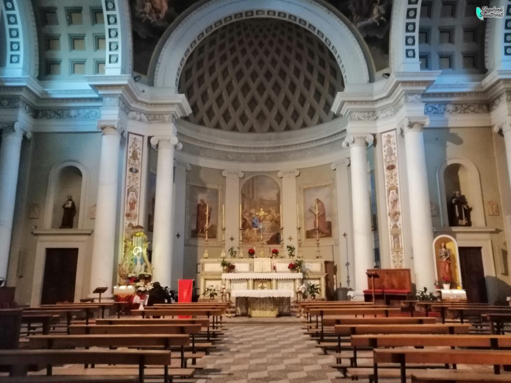 Chiesa di Santa Maria Maddalena interno