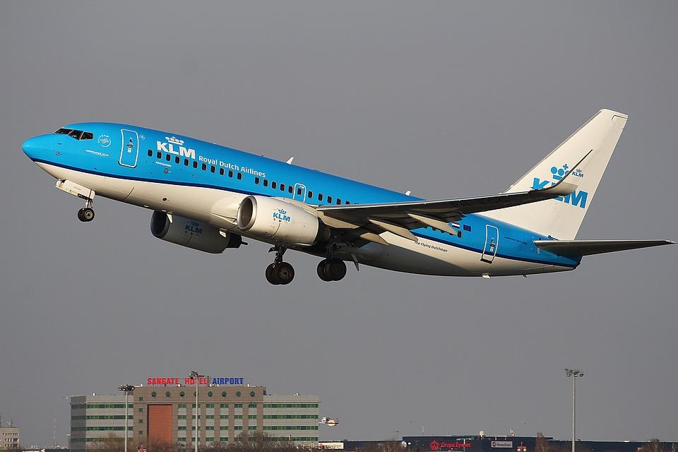 Concorso per vincere biglietti aerei KLM