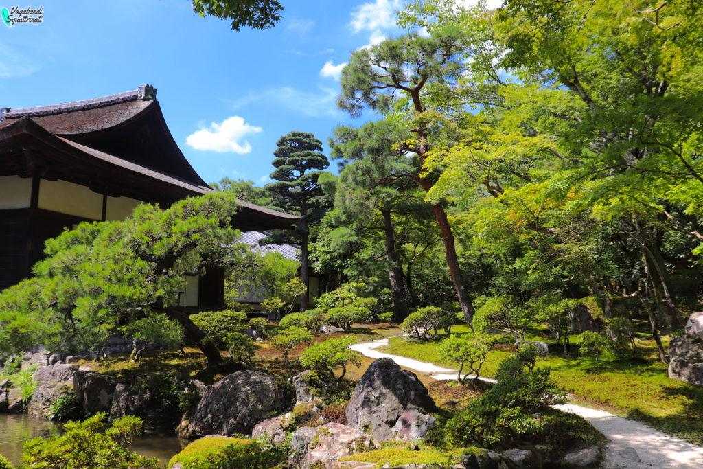 Ginkaku-ji: il tempio d'argento a Kyoto