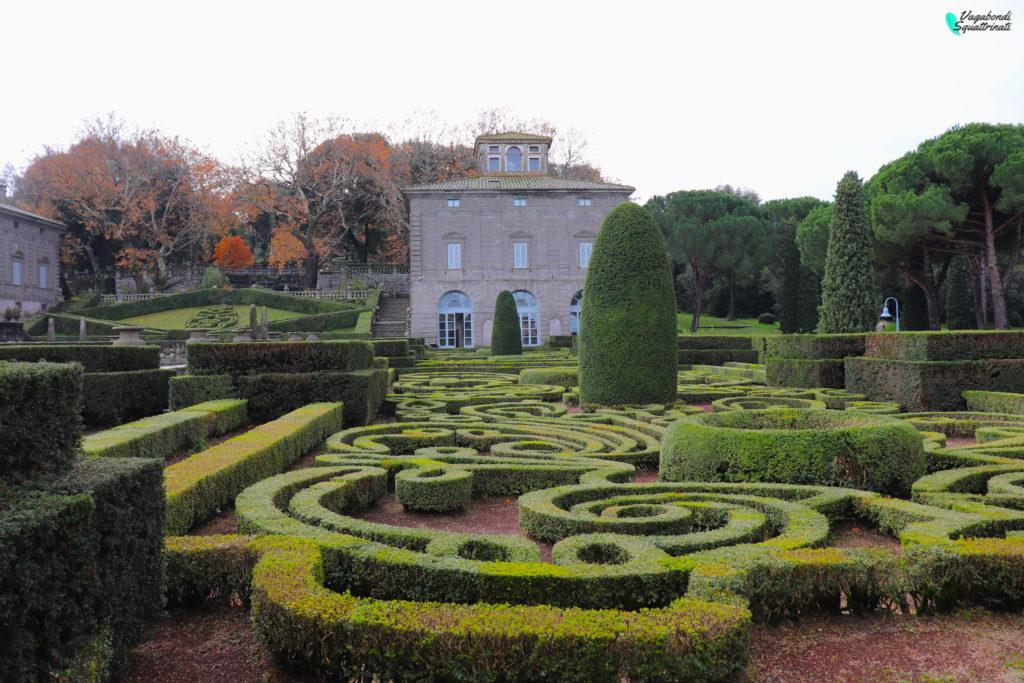 giardini manieristi