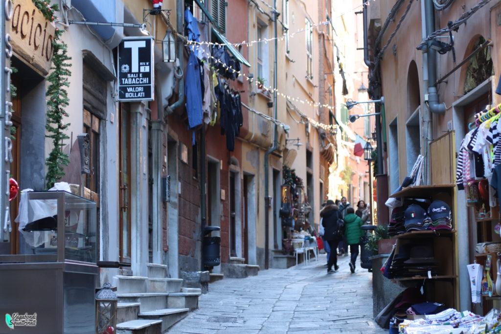 vie del borgo portovenere