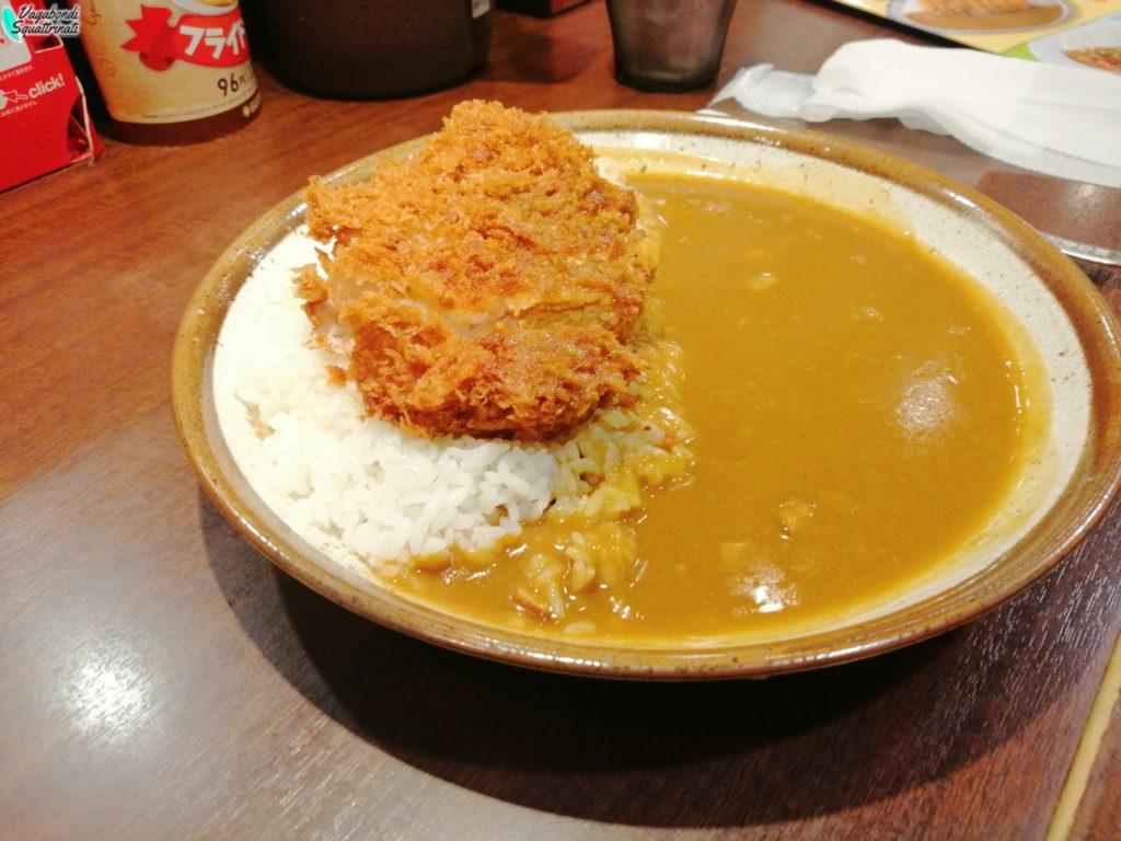 cosa mangiare in giappone tonkatsu