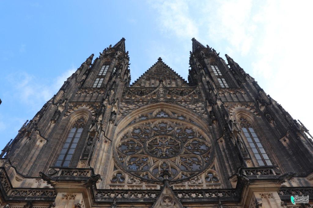 castello di praga cattedrale di san vito