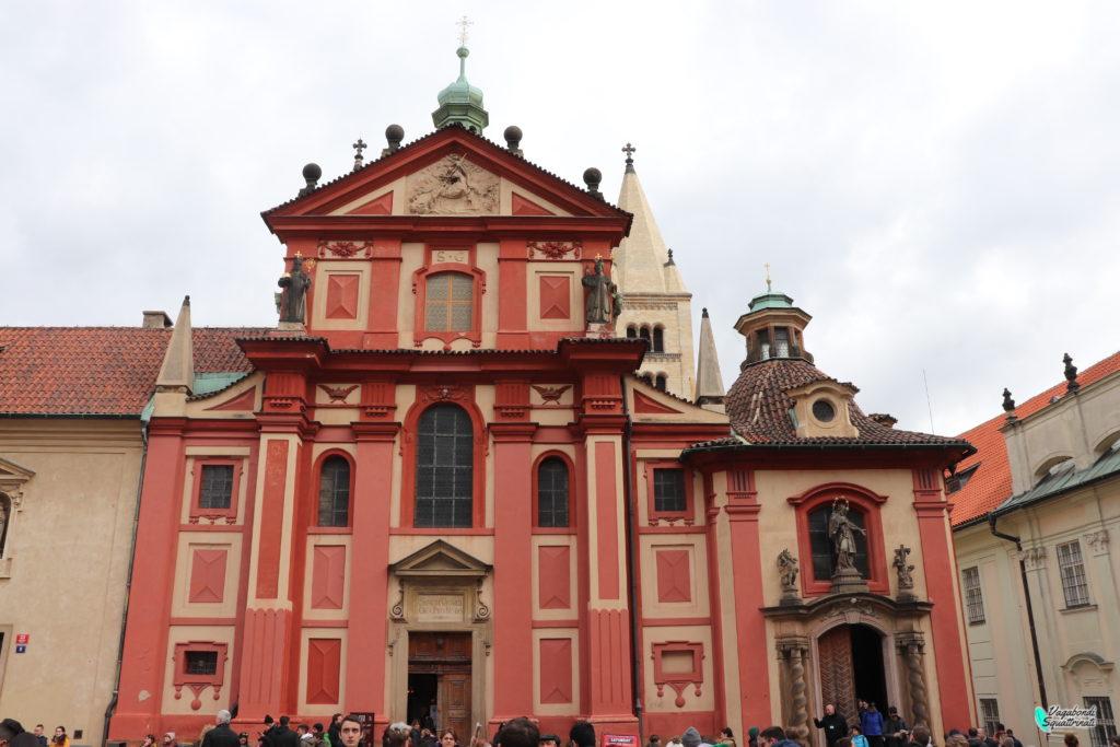 basilica di san giorgio praga