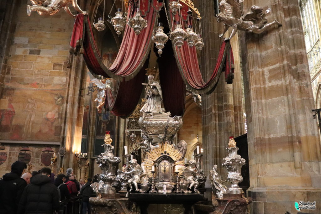 tomba di San Giovanni Nepomuceno