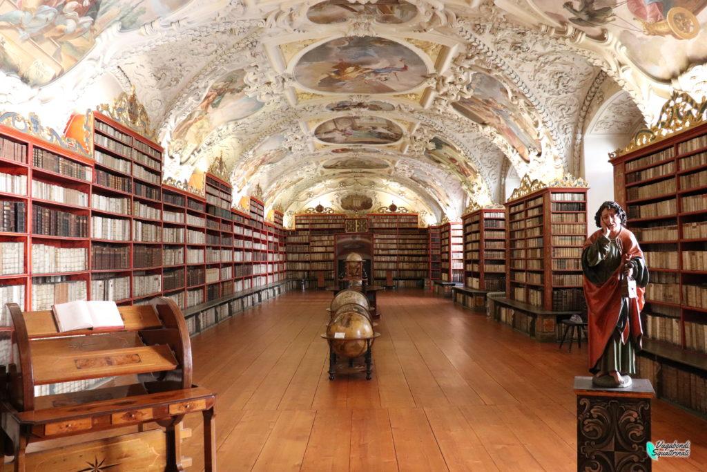 monastero di strahov sala teologica