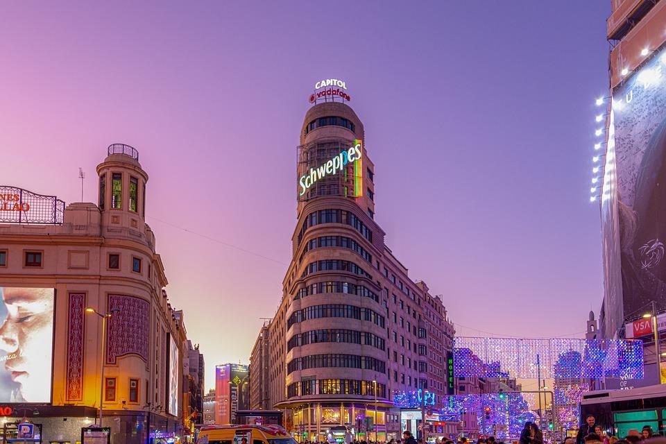 vincere viaggio Madrid