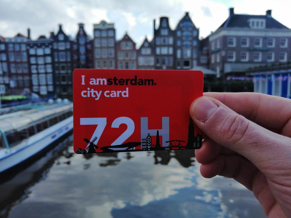 iamsterdam card