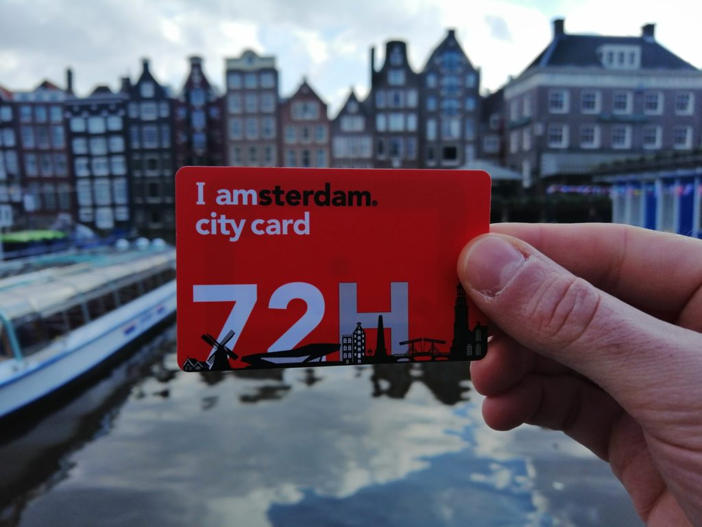 musei amsterdam iamsterdam card