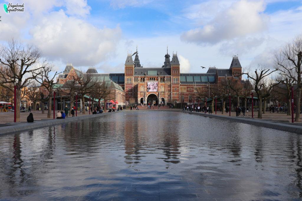 Rijksmuseum viaggio amsterdam
