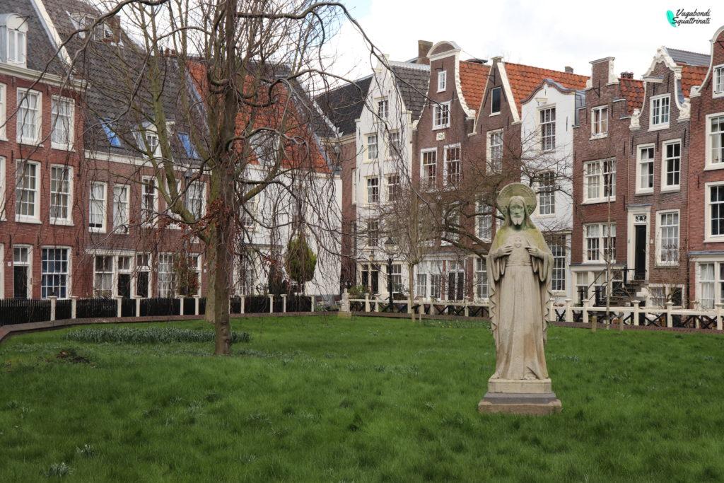 viaggio amsterdam begijnhof