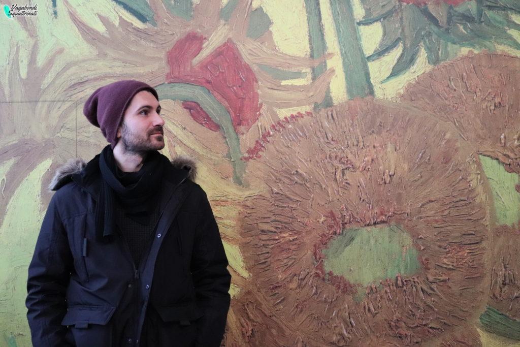 Matteo museo di van gogh amsterdam