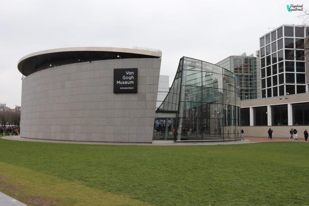 musei amsterdam visitare van gogh museum