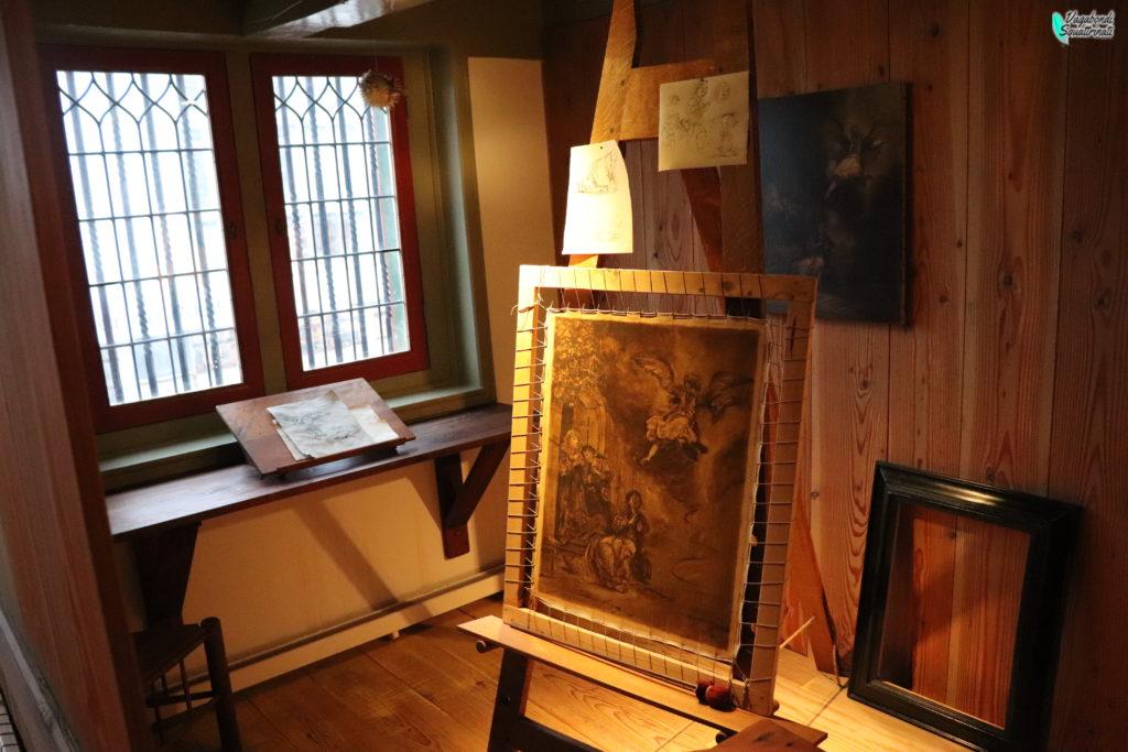 viaggio amsterdam casa Rembrandt