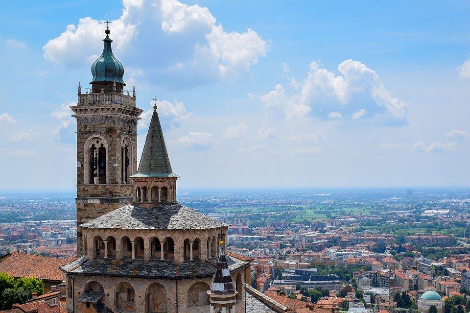 I posti che vogliamo visitare in Italia dopo la quarantena Bergamo alta