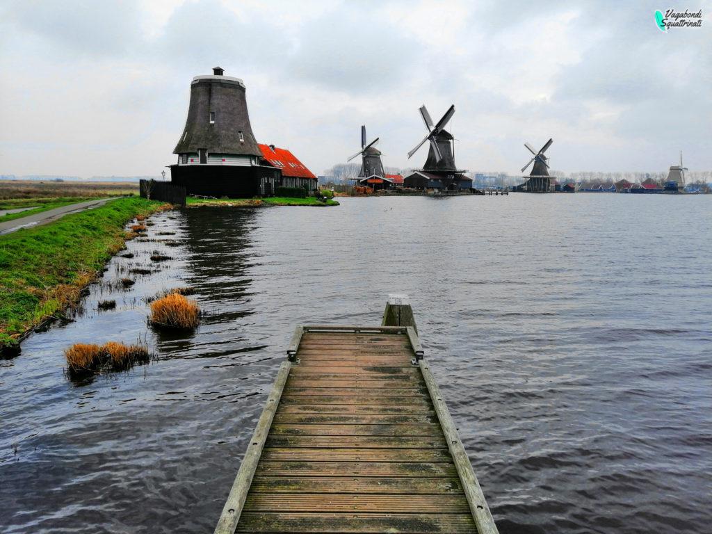 Visitare Zaanse Schans