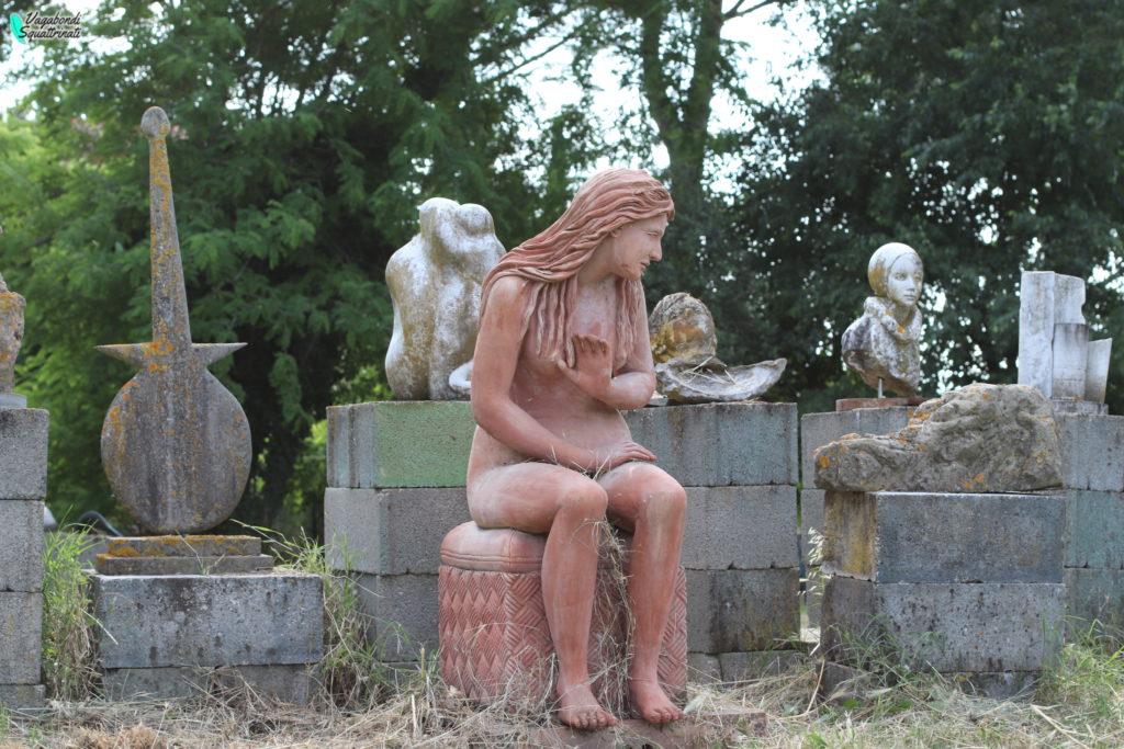 sculture pazzagli