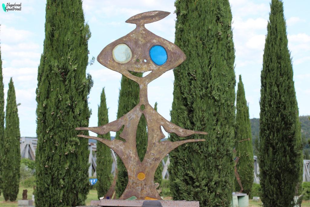 alieno parco arte enzo pazzagli