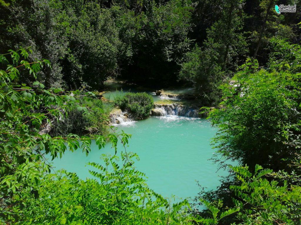 fiume turchese toscana elsa