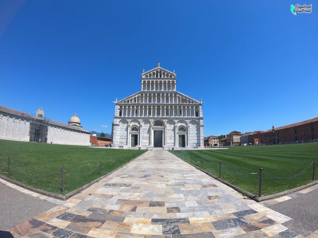 visita alla torre di pisa cattedrale piazza miracoli