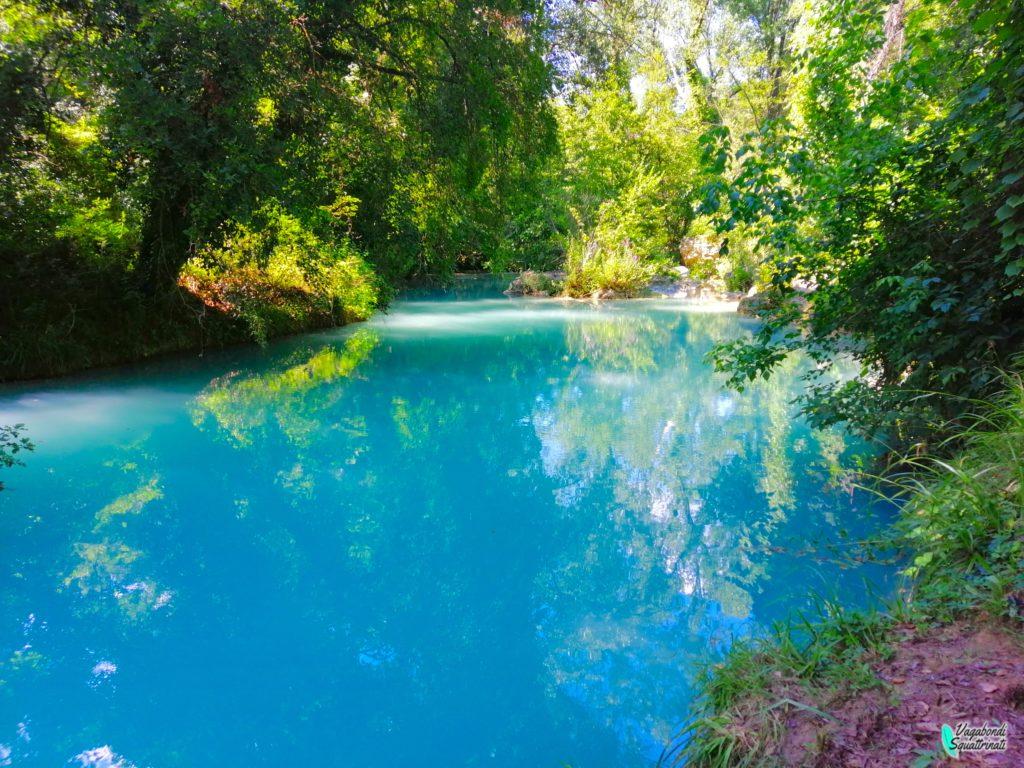 fiume turchese toscana elsa viva