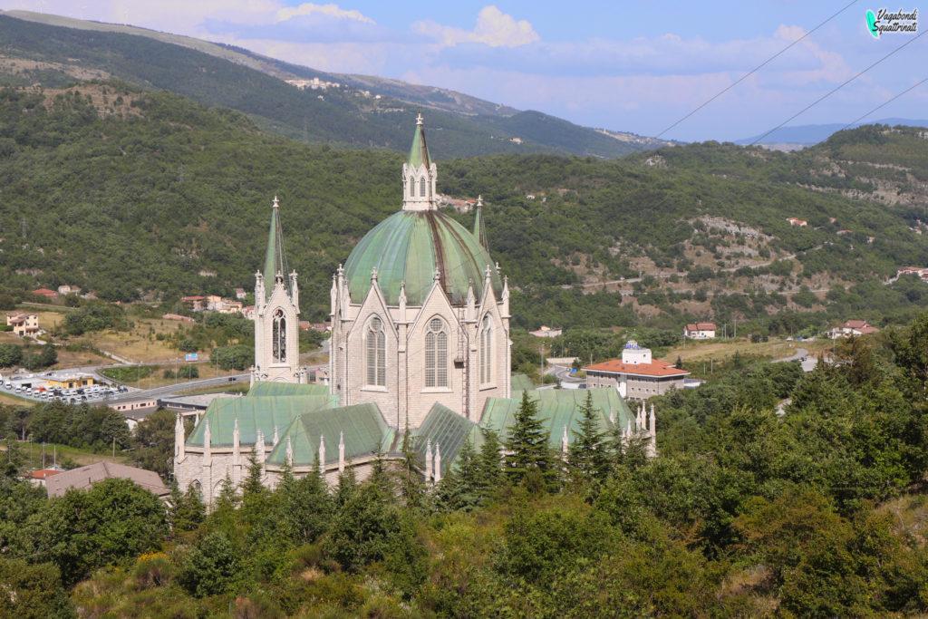 basilica addolorata molise