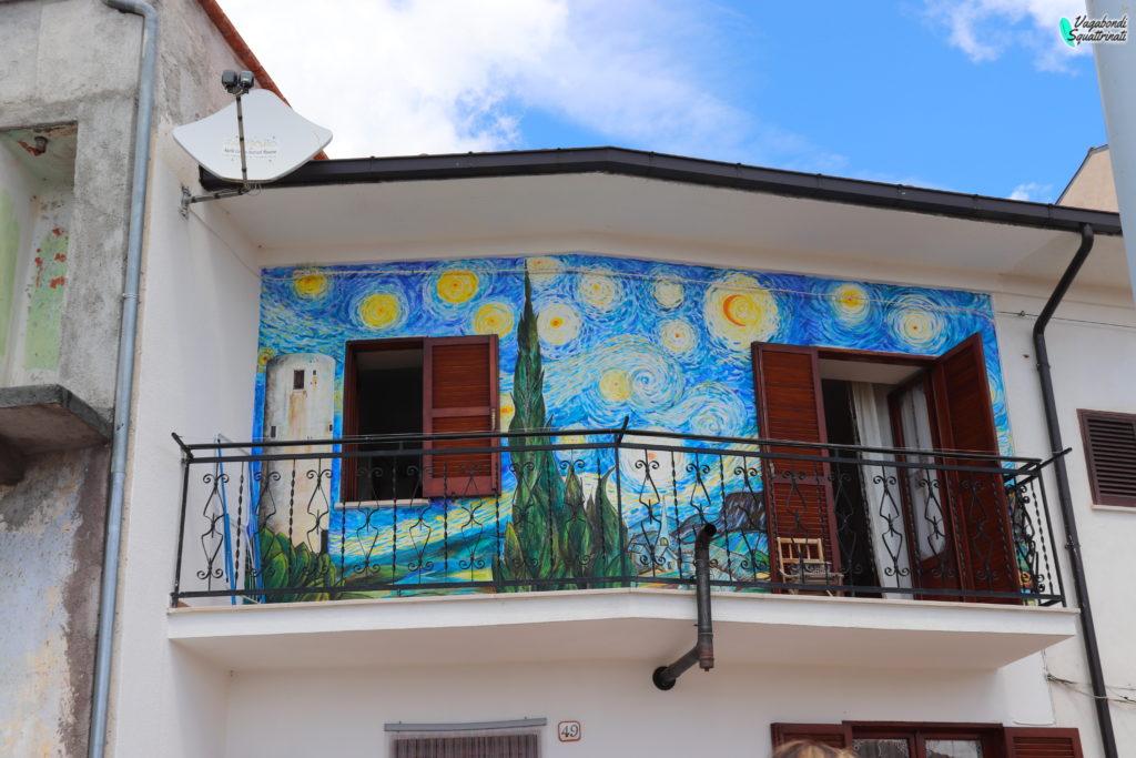 murales aielli van gogh