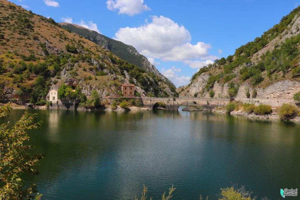 Perle d'Abruzzo: il lago di San Domenico