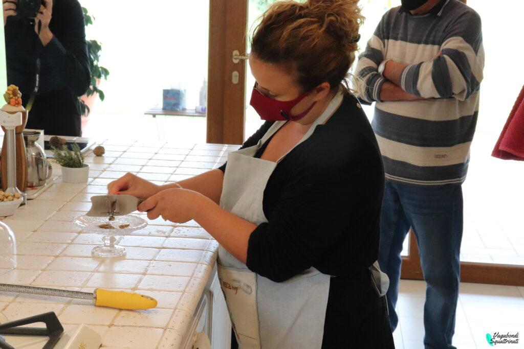 letizia truffle in tuscany