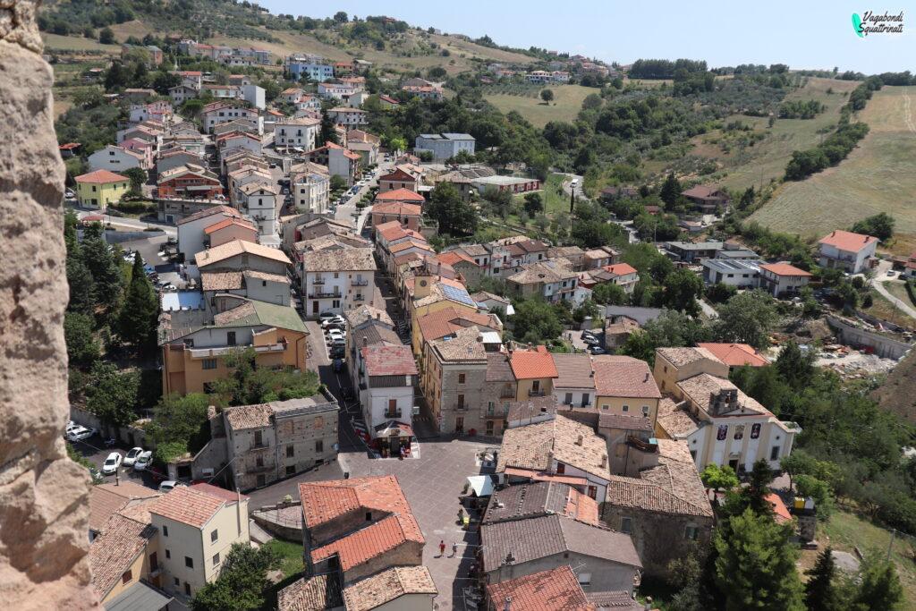 Il borgo di Roccascalegna