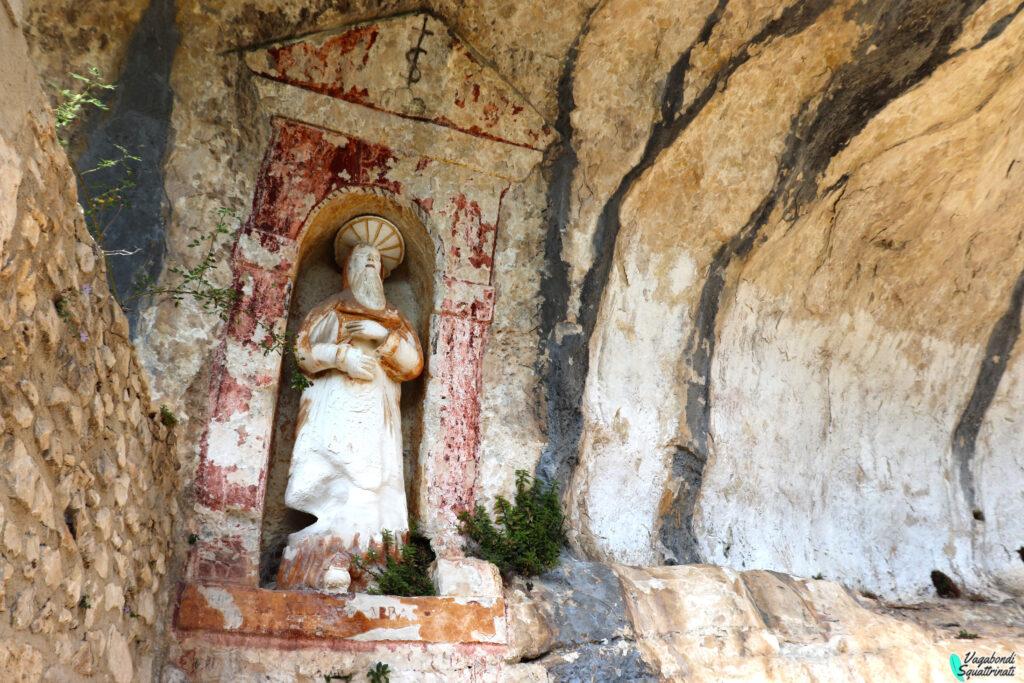 statua eremo