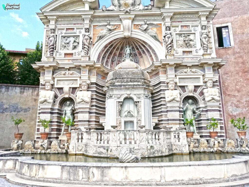 visitare villa este Tivoli