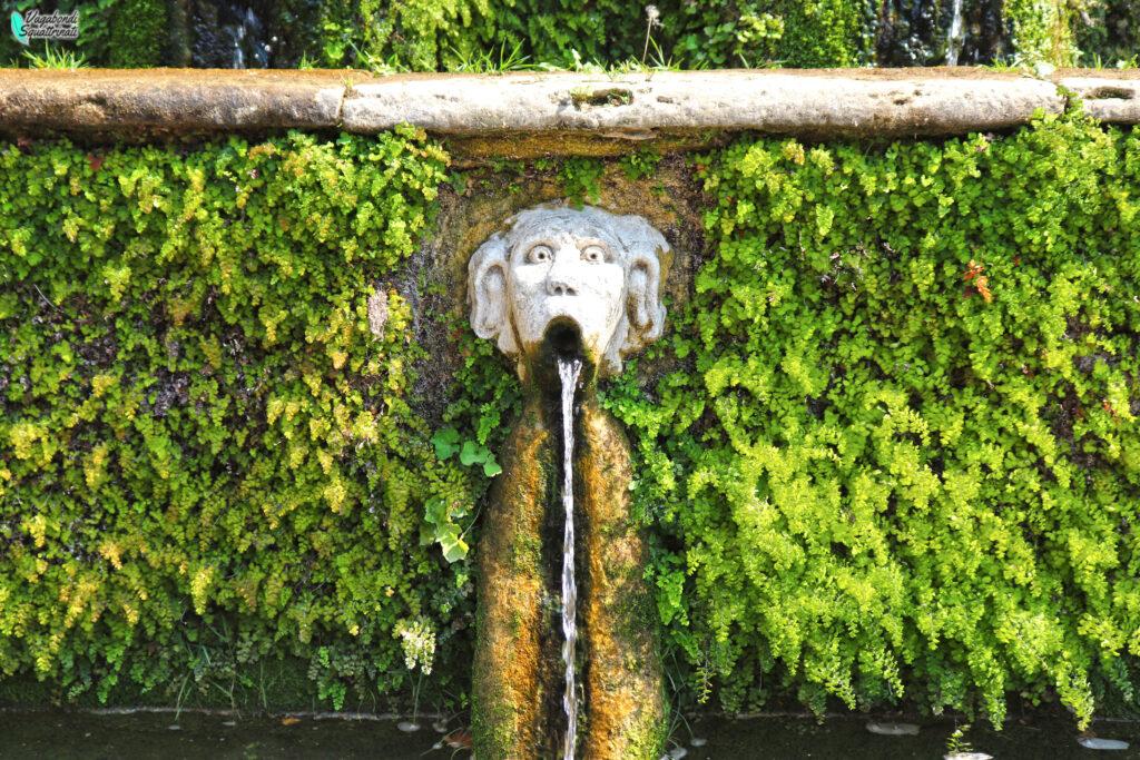 mascherone cento fontane