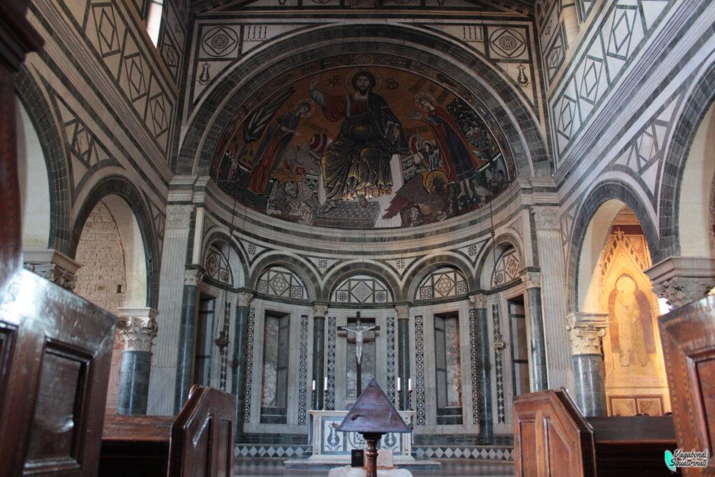 abside san miniato al monte