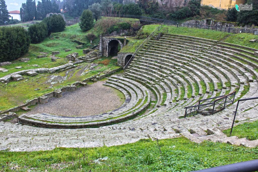 area archeolgica Fiesole