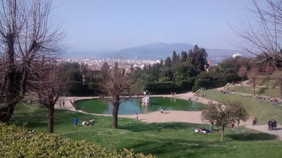 punti panoramici firenze giardino boboli