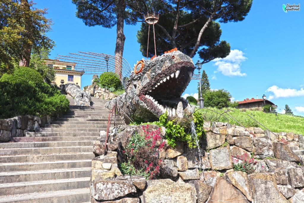 Firenze insolita: gli Orti del Parnaso
