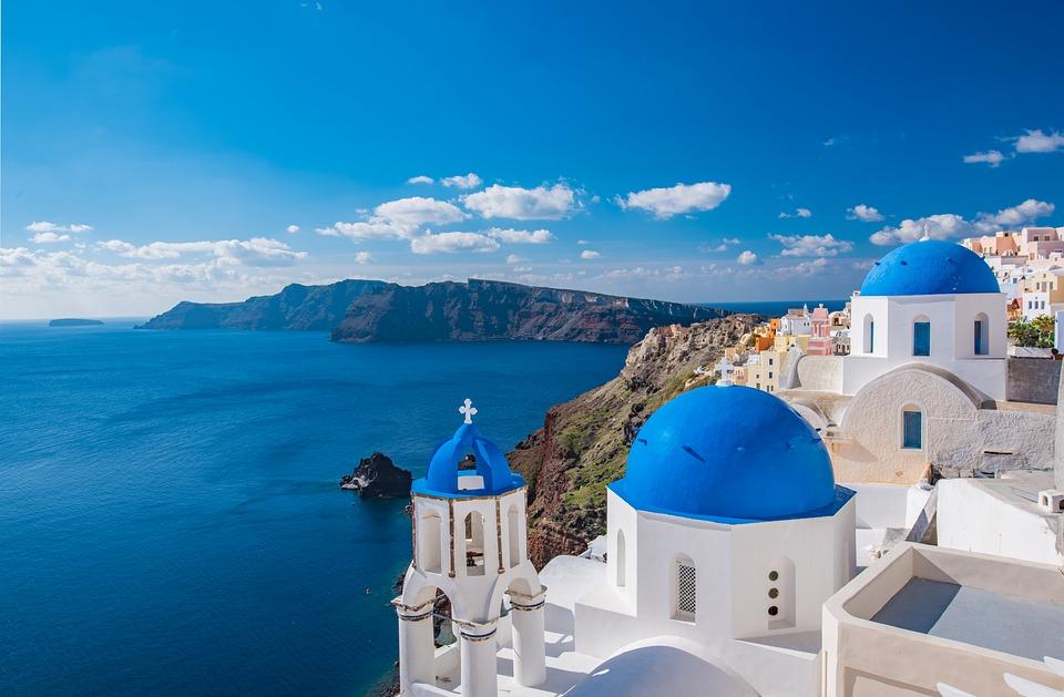 Concorso per vincere soggiorno a Santorini