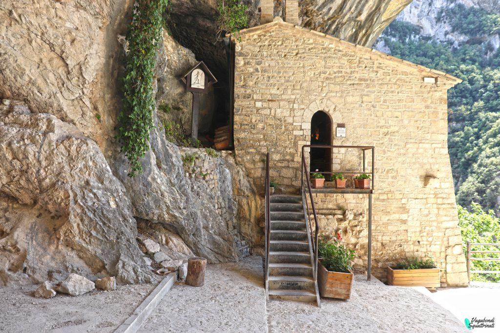 L'eremo di Santa Maria Infra Saxa